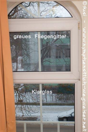 Nymphensittich Wegweiser - Gitterfarbe von Käfig & Voliere